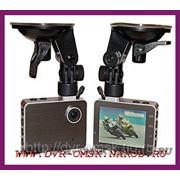 Автомобильный видеорегистратор DVR-668 фото