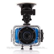 FreeLander GT80 Car DVR Waterproof 1.3 Mega Touch Screen PC Camera U Disk фото