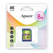 SDHC карта памяти Apacer 8GB Class 10 фото