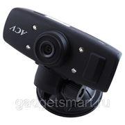 """Видеорегистратор ACV GQ7_LITE Ver.3;1920x1080;30 к/с;ж-к дисплей 1.5"""";256Mb встр памяти;карта-8Gb фото"""