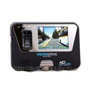Автомобильный видеорегистратор Visiondrive VD-8000HDS 1CH (1 камера) фото