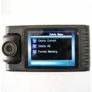 Автомобильный видеорегистратор DVR-582 (2 камеры: 1 встроенная + 1 вынесенная) фото