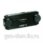 Cansonic FDV-707 GPS автомобильный видеорегистратор фото