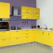 Кухня крашенные фасады№1 фото