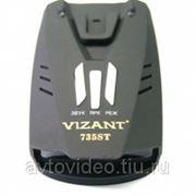 Автомобильный видеорегистратор + радар-детектором Vizant-735ST фото