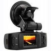 Автомобильный видеорегистратор GS1000, FullHD 1080P c GPS-логгером и G-сенсором фото