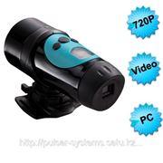 Видеорегистратор для спорта и активного отдыха - PS-S102HD 720P фото