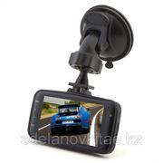 Автомобильный видеорегистратор CUBOT GS8000L 1080P Full HD, датчик движения,ночное видение,HDMI фото