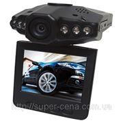 Видеорегистратор HD DVR198 c ночным видением, поворотным дисплеем 270° фото