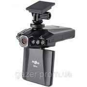 Gazer S514 Автомобильный видеорегистратор с картой памяти в комплекте фото