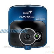 Видеорегистратор GENIUS DVR-FHD590 black/blue (32300018100) фото