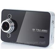 Видеорегистратор K6000 HD 1920*1080P фото