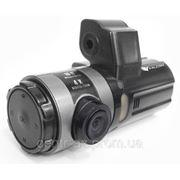 Видеорегистратор Falcon HD18-LCD-TRIO с тремя камерами фото