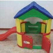Домик игровой, детские домики. фото