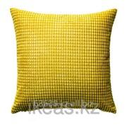 Чехол на подушку, желтый ГУЛЛЬКЛОКА фото