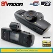 Видеорегистратор GS1000 GPS(Globex G3, DV5E5, V1000GS) фото