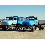 Полноприводные внедорожные автомобили «Урал» фото