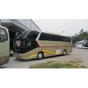 Междугородний автобус King Long Bus XMQ6129CYD3C фото
