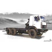 Шасси МАЗ-631705-370 привод 6х6 фото
