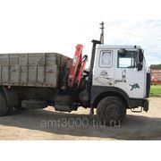 МАЗ 6303А5-320 с КМУ РК-8500