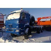 Седельный тягач КАМАЗ 44108-010-10 фото
