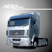 Солнцезащитный козырек Aeromaz на а/м Маз