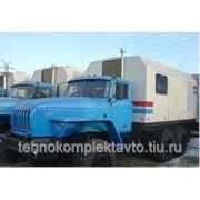 ППУА 1600/100 на шасси Урал дв.ЯМЗ-238 новый с консервации с новой 2013г. навеской фото