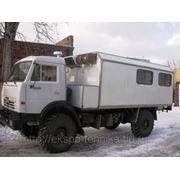 Передвижная мастерская КАМАЗ-4326