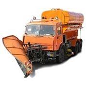ЭД-405 Базовое шасси:КАМАЗ-65115-1071 (евро III), 53215 (евро II)