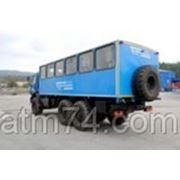 Вахтовый автобус Камаз 43114-15 УСТ-54535 фото