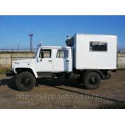 Передвижная мастерская ГАЗ-33081 Егерь-2 фото