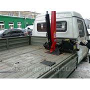 """ГАЗ-33023 """"ГАЗель"""" с манипулятором Fassi M15A.12+1 фото"""