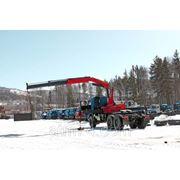 Камаз седельный тягач с КМУ ИТ-180 44108 (CUMMINS) фото