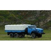 Бортовой автомобиль Урал 4320-0911-60 фото