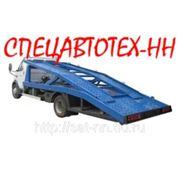 Эвакуатор-автовоз Валдай ГАЗ-33106
