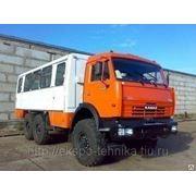 Вахтовый автобус НЕФАЗ-4208-110-30 фото