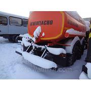Автоцистерна нефтепромысловая АЦН-10 на шасси УРАЛ-4320 фото