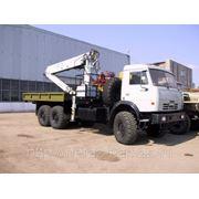 Специализированный автомобиль с КМУ КАМАЗ 637422 (637422-000001515/6)