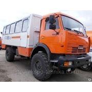 Вахтовый автобус НЕФАЗ-42111 фото