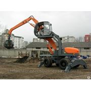 Экскаватор E160W-20