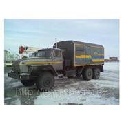 ППУ-2000/100 Урал 4320-1951-58 пт-1.1
