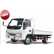 Бортовой грузовик JAC.Грузоподъемность до 2т, Длинна борта 3.3м,ширина 1.7м фото