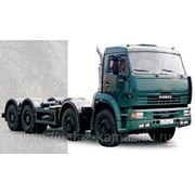 КАМАЗ-65201-63 (8х4)