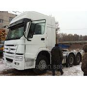 Седельный тягач Howo ZZ4257S3241V, фото