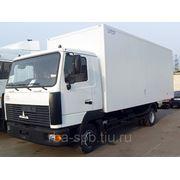 Промтоварный фургон МАЗ-437143-341 фотография