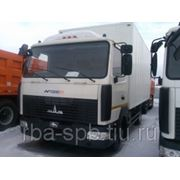 Сэндвич фургон МАЗ-437143-340 фото