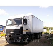 Сэндвич фургон МАЗ-5336А5-340 фото