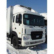 Фургон рефрижератор 10 тонн Hyndai HD170