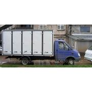 Фургон хлебный газель двигательЗМЗ 405 фото