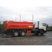 Топливозаправщик бензовоз АТЗ-56216-010-31 (V=17 000л) в Красноярске фото